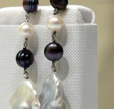 Perle nucleate e Perle Tahiti