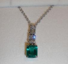 Girocollo Smeraldo